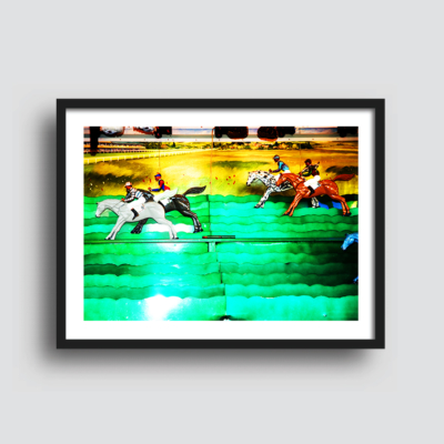 Photo Prints of Hoppings Newcastle for sale