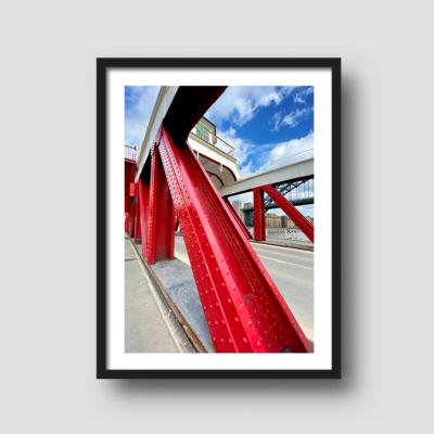 Photo Prints of Gateshead Newcastle Quayside to buy