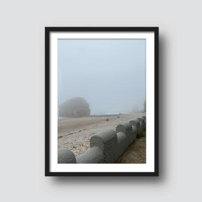 South Shields Marsden Rock photo print to buy